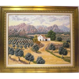 Bonhome: Olive trees