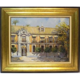 Pedro Cabecera: Archbishops Palace