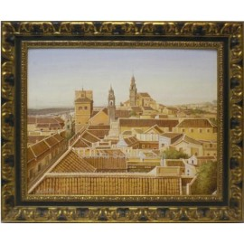 Servilla: View of Carmona