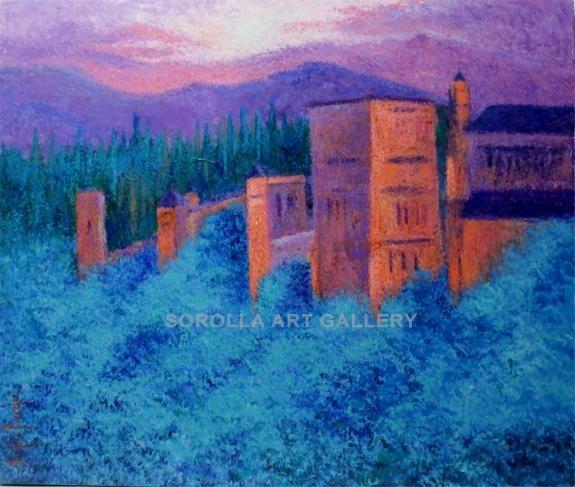 Andrés Rueda: Alhambra