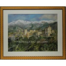 Vista de Granada