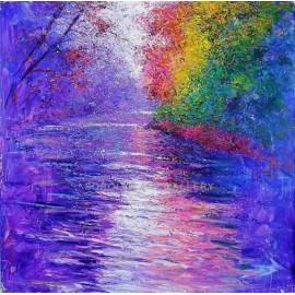 El lago de los sueños