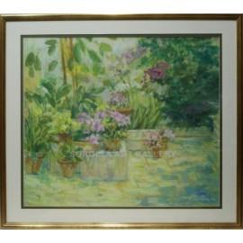 Carmen Schamann: Jardin