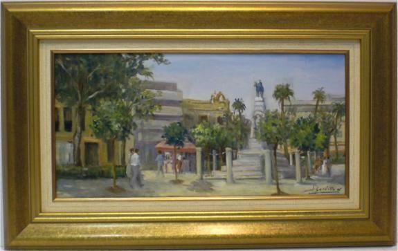 José Luis Gordillo: Plaza Nueva