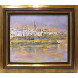 Aurora Gallego: Vista de Sevilla