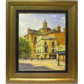Sánchez Ramírez: View of Plaza de la Magdalena
