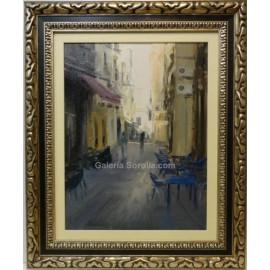 Manuel Reina: Tetuan Street