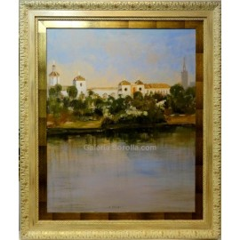 Miguel Ramos: View of Seville