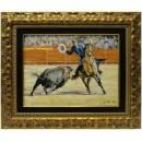Peter Bojthe: El toro y el centauro