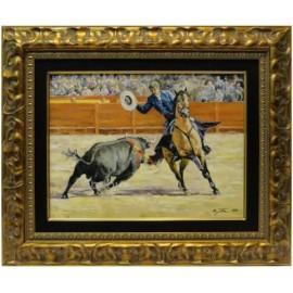 El toro y el centauro