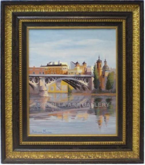 Baldomero Muñoz: Puente de Triana
