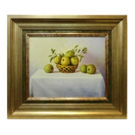 Custard apple still life