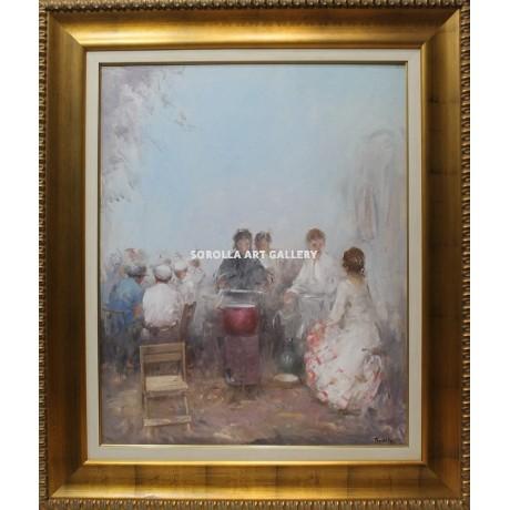 Ferreira bu oleras venta de cuadros en la galer a de for Galeria de arte sorolla