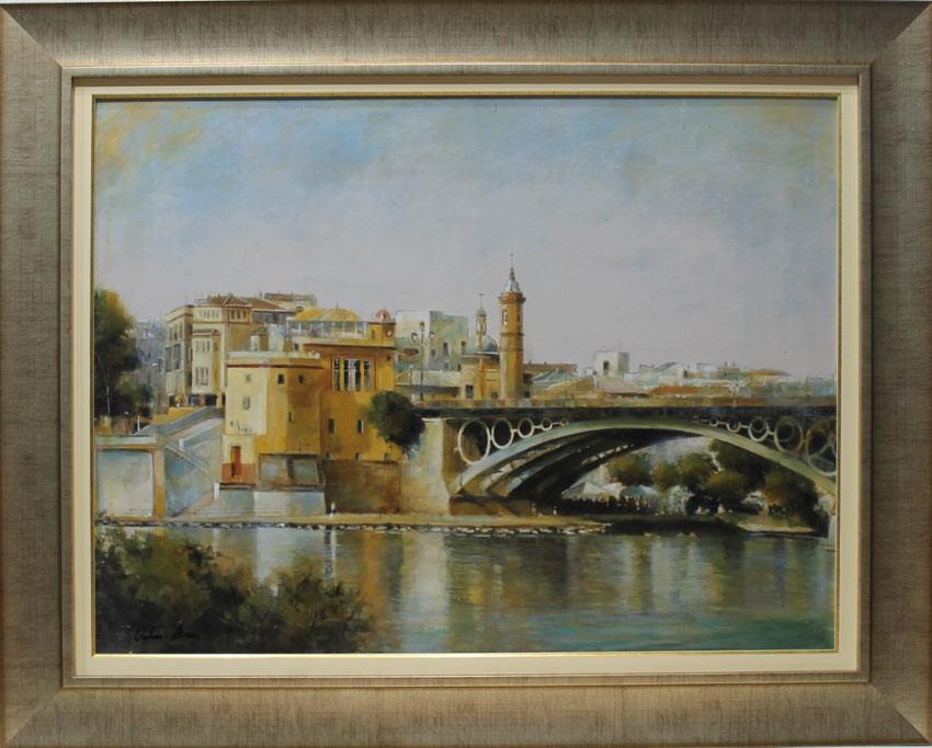 Sevilla: Vista de Sevilla