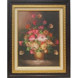 Bodegones de flores: Flores