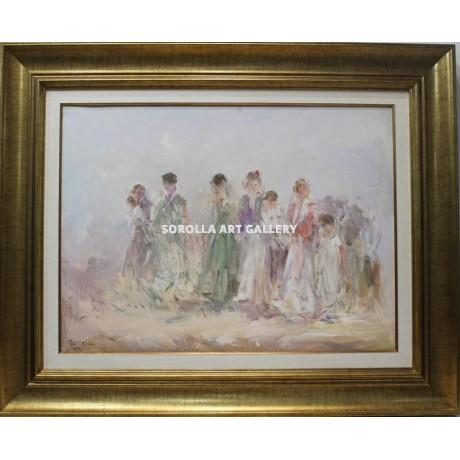 Ferreira gitanas venta de cuadros en la galer a de arte for Galeria de arte sorolla
