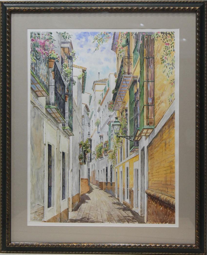 Emilio Zurrón: Calle Pimienta