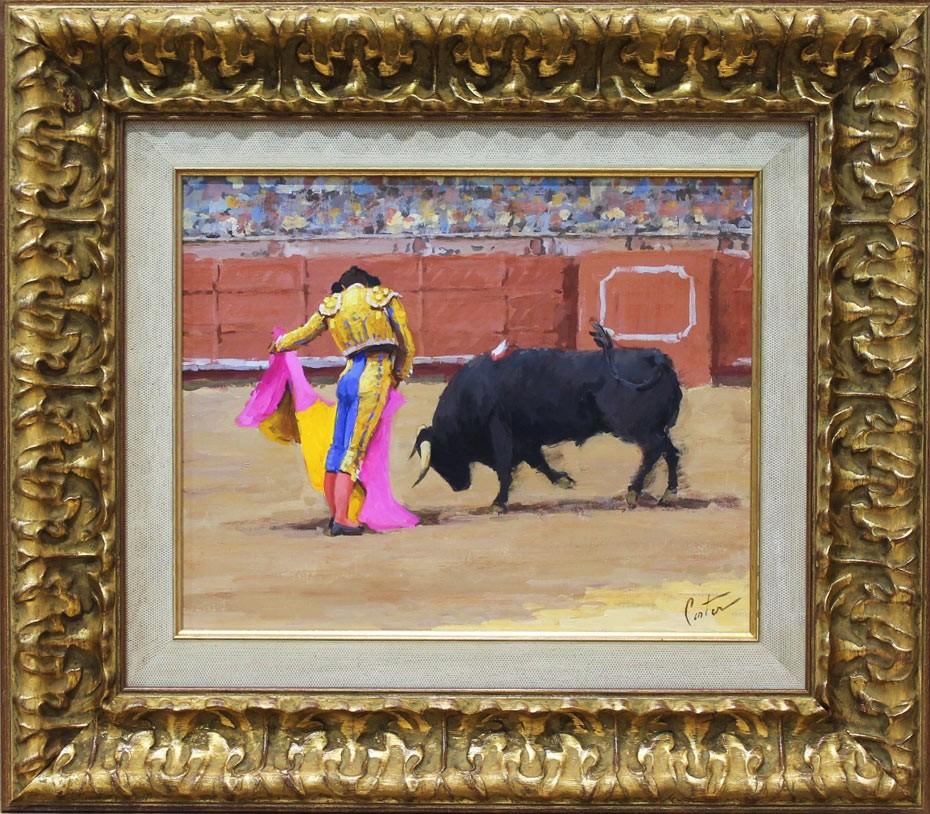 Enrique pastor ver nica venta de cuadros en la galer a for Galeria de arte sorolla