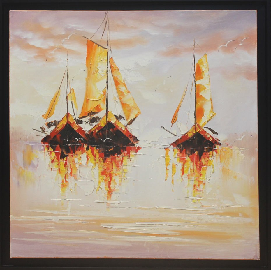 Modernos: Barcos