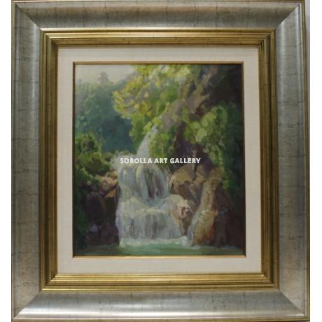 R ortega paisaje venta de cuadros en la galer a de arte for Galeria de arte sorolla