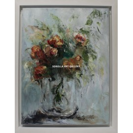 Ana Delgado: Flower vase