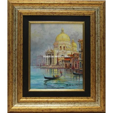Sanch s veneciano venta de cuadros en la galer a de arte for Galeria de arte sorolla
