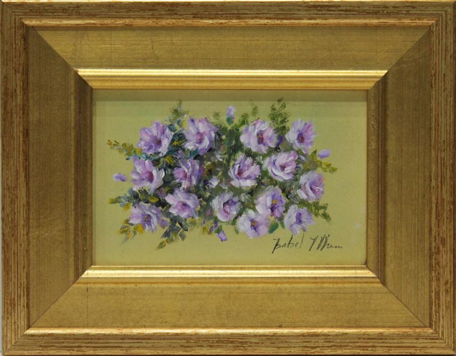 Isabel yllescas flores venta de cuadros en la galer a de for Galeria de arte sorolla