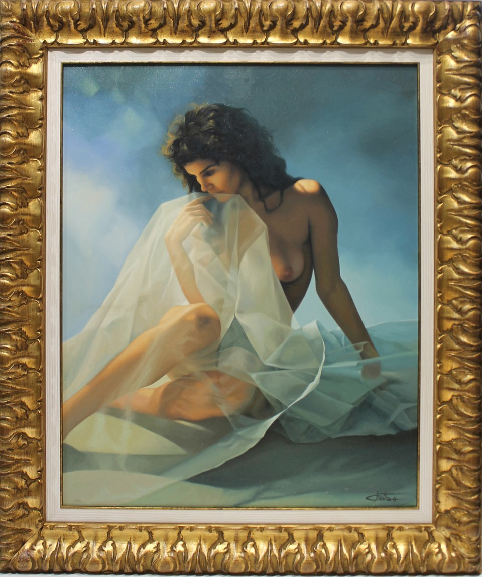A. Sestayo: Desnudo