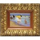 Landy: Jugando en el agua