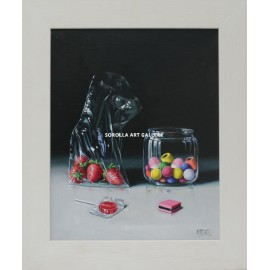 Raquel Carbonell: Still life candies
