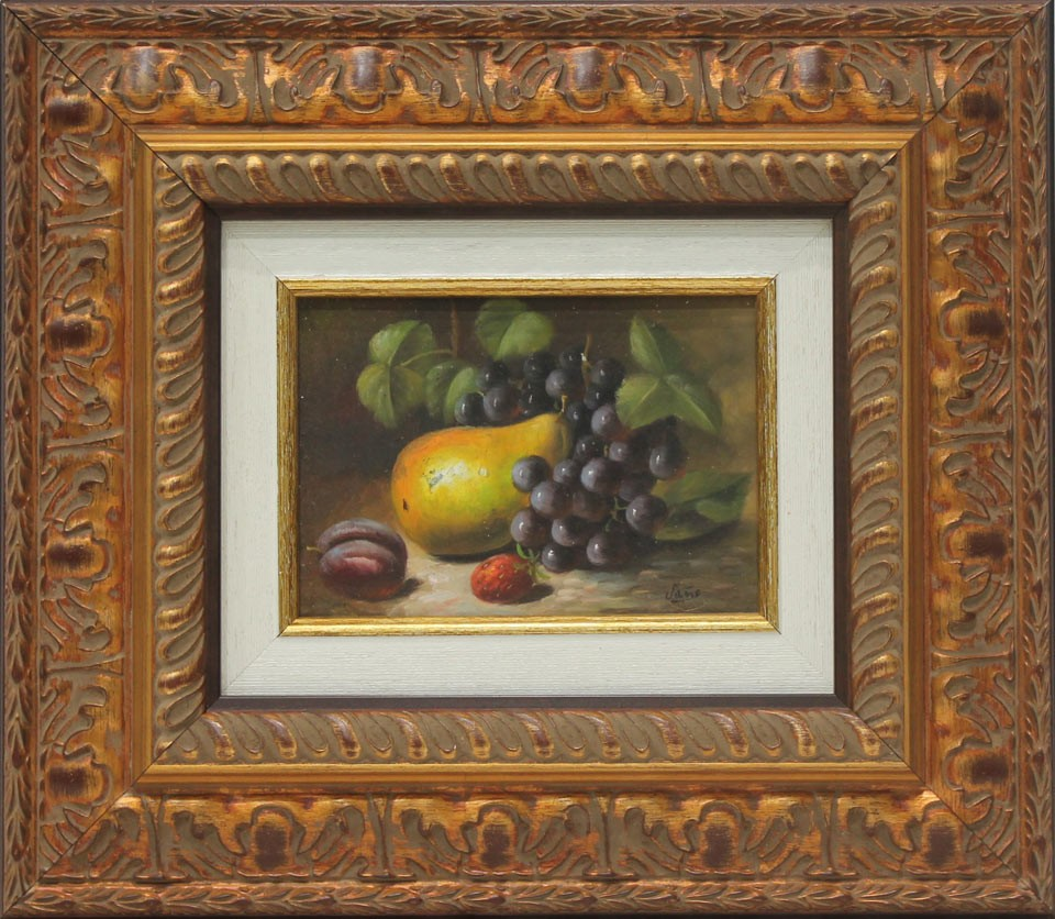 Vañó: Frutas
