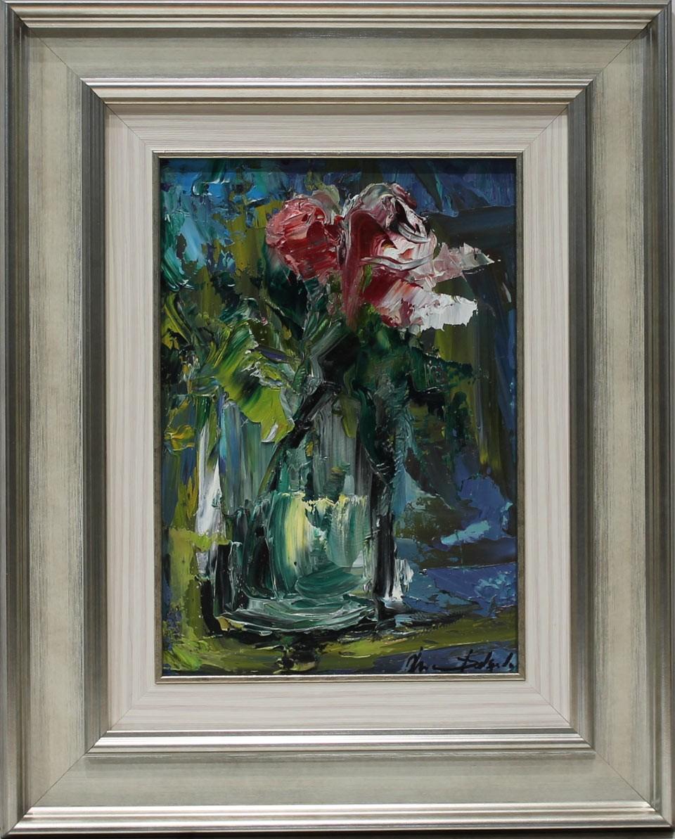 Ana Delgado: Rosas