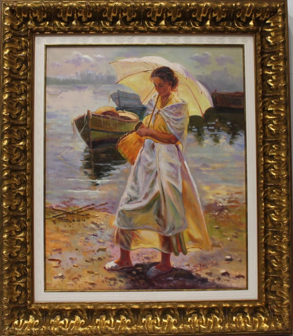 Hinojosa: Pescadora