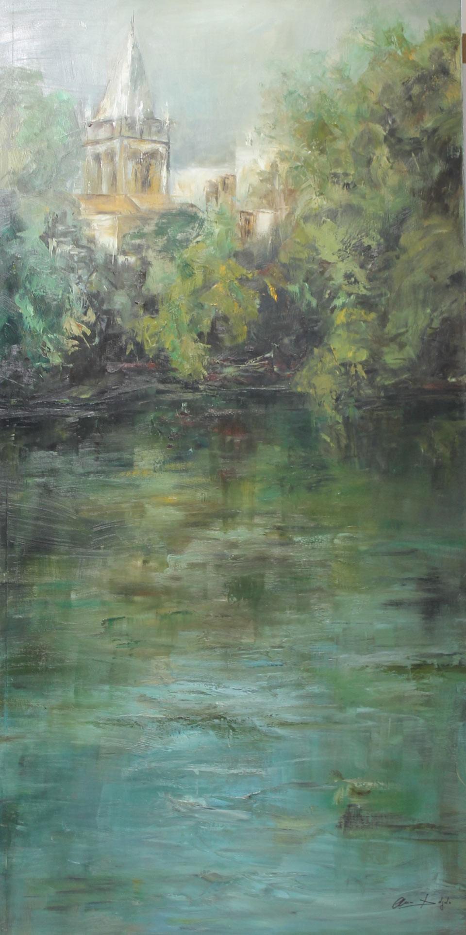 Ana Delgado: Lago