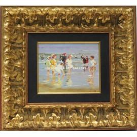 Pablo Landy: En la playa