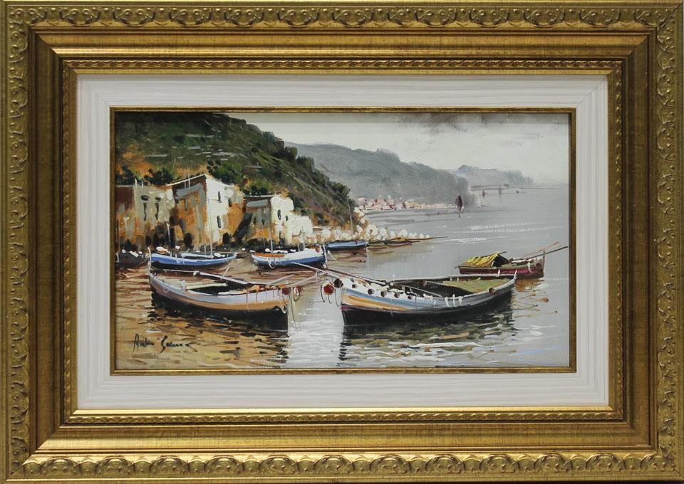 Andrea Savino: Vista de puerto