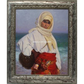 Neapolitan fisherwoman