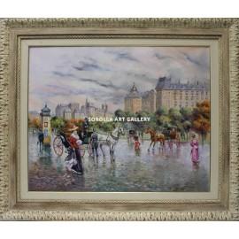 Carbonell: Día gris en París