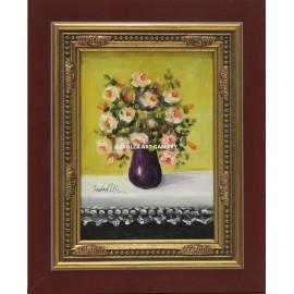 Isabel Illescas: Flores