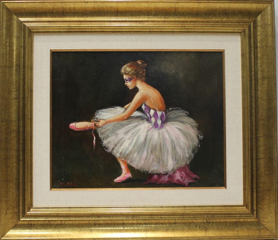 Milo Stéfano: Bailarinas