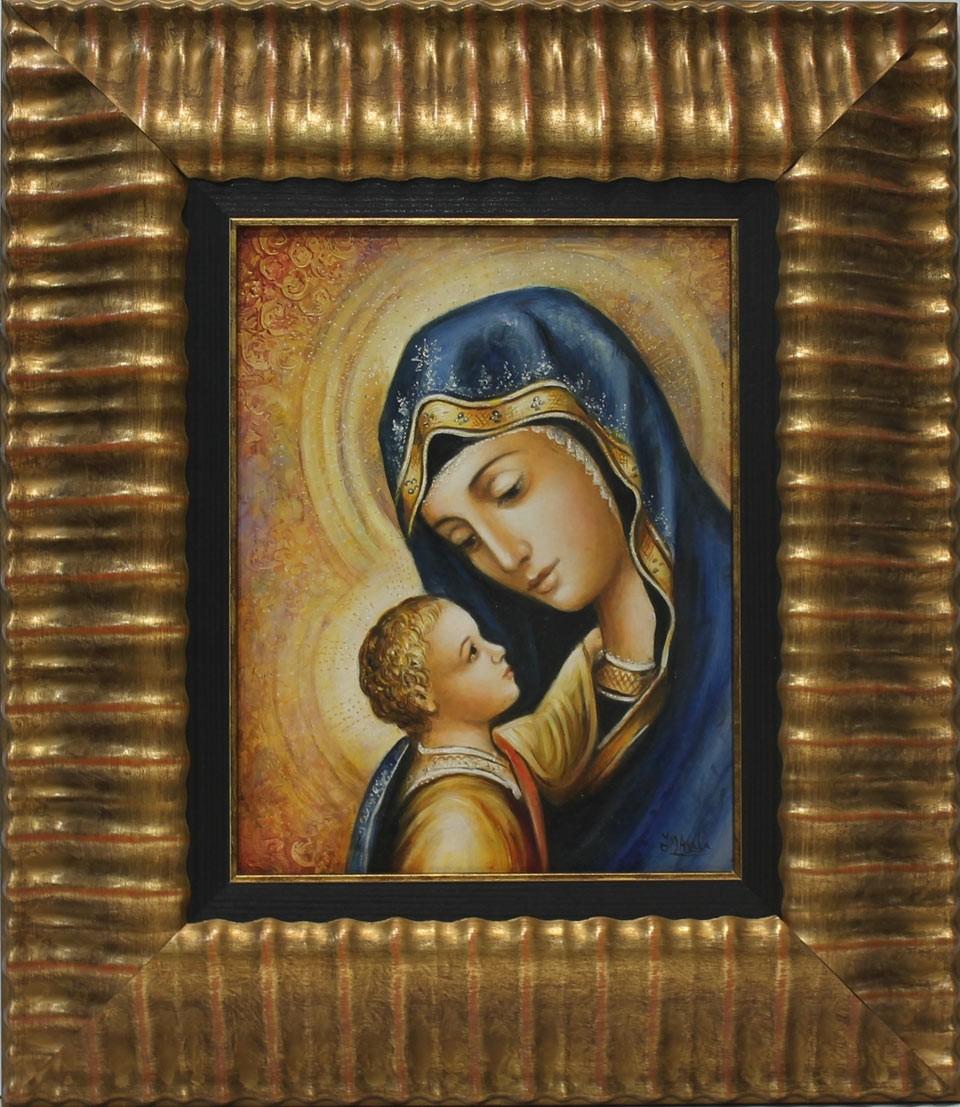 Juan Manuel Ayala: Virgen románica