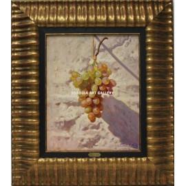 Bodegon uvas