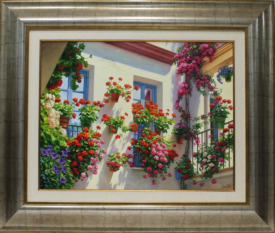 Jesús Fernández: Balcones de patio