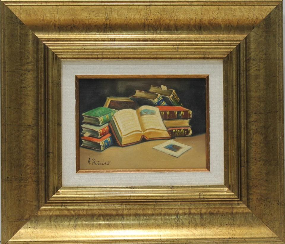 Piñeiro: Libros