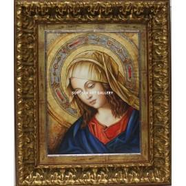 Virgen renacentista