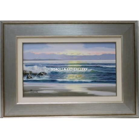 Puerto marina venta de cuadros en la galer a de arte sorolla for Galeria de arte sorolla