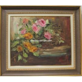 Rosa Maria: Rosas vivas