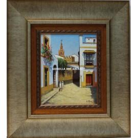 Sánchez Ramírez: Seville landscape