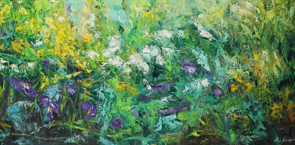 Ana Delgado: Flores