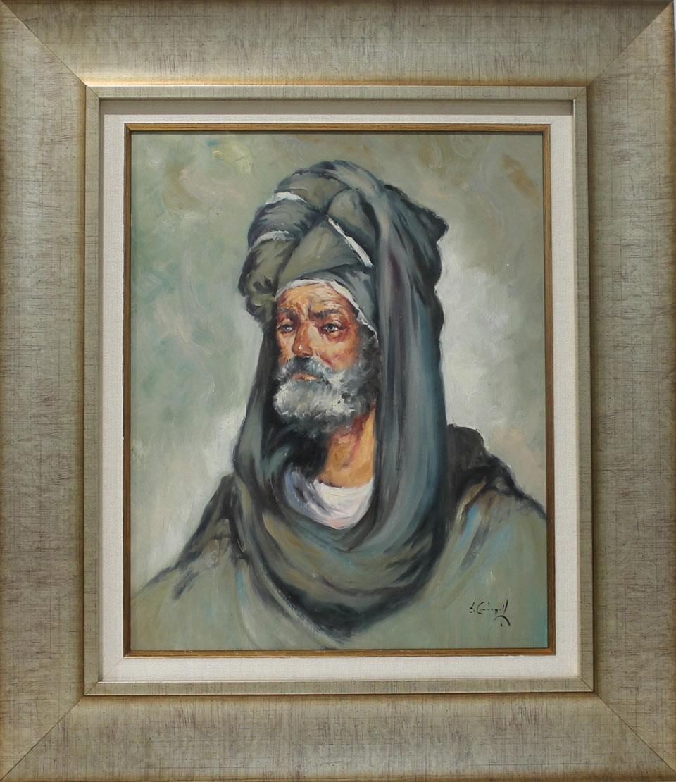Carbonell: Escena árabe
